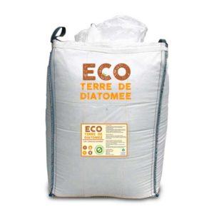 Grand format de sac de terre de diatomées